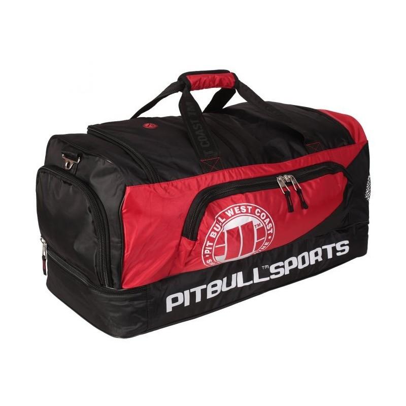 Pit Bull Torba Sportowa PB Sports II Czerwona