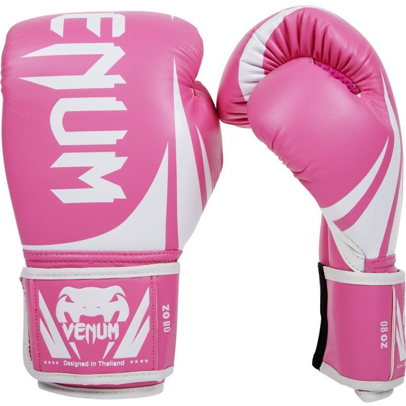 Venum Rękawice bokserskie Damskie Challenger 2.0 Różowe