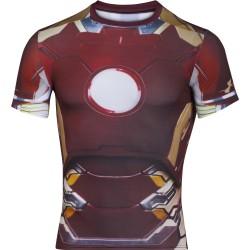 Under Armour Alter Ego Compression Iron Man Fullsuit 1