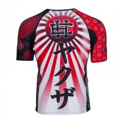 Extreme Hobby Rashguard Yakuza 2015 Krótki Rękaw 1
