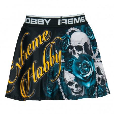 Extreme Hobby Spódnico-Spodnie Skull Rose 2