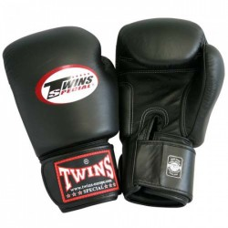 Twins Rękawice bokserskie dla dzieci BGVL-3 Czarne 1