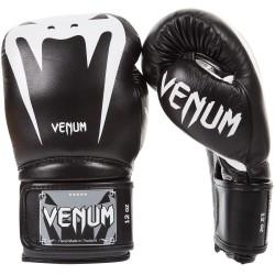 Venum Rękawice bokserskie Giant 3.0 Czarne/Białe 1
