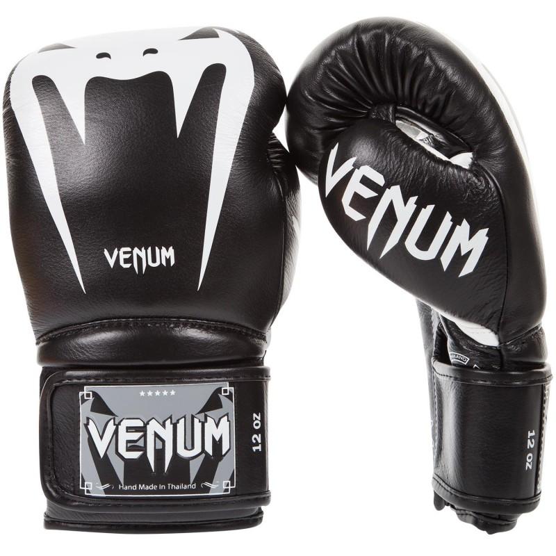 Venum Rękawice bokserskie Giant 3.0 Czarne/Białe