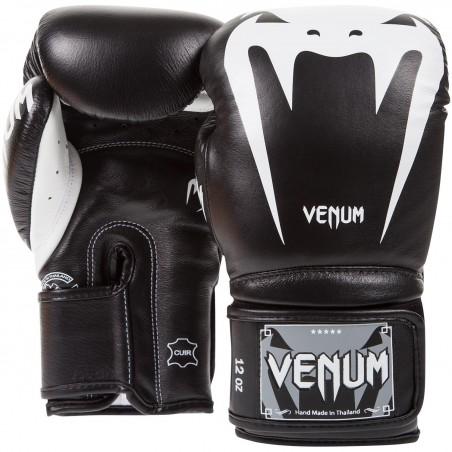 Venum Rękawice bokserskie Giant 3.0 Czarne/Białe 2