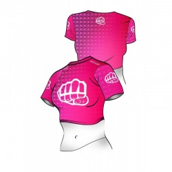 Formma Belly Shirt Candy Różowy 4