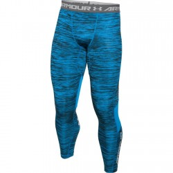 Under Armour CoolSwitch Compression Legging Niebieskie 1