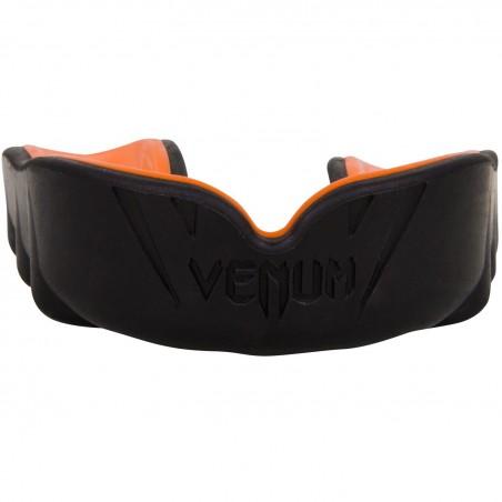 Venum Ochraniacz Na Zęby Challenger Czarny/Pomarańczowy 2