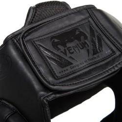 Venum Kask Bokserski Sparingowy Challenger Czarny/Czarny 1