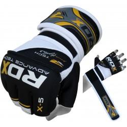 RDX Rękawiczki neoprenowe Gel X5 Żółte 1