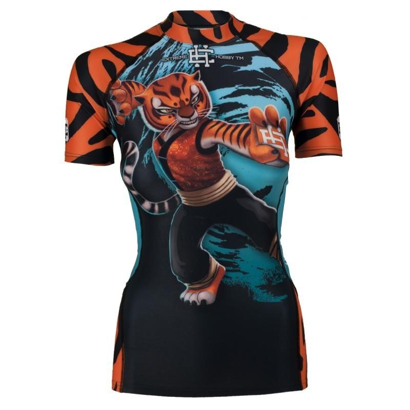 Extreme Hobby Rashguard Damski Tigress