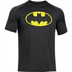 Under Armour Batman Tech Tee Czarny 1