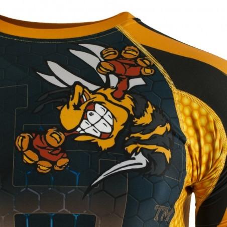 Extreme Hobby Rashguard Wasp Krótki Rękaw 5