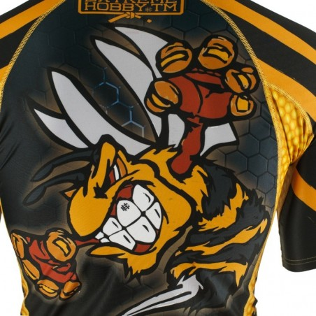 Extreme Hobby Rashguard Wasp Krótki Rękaw 6