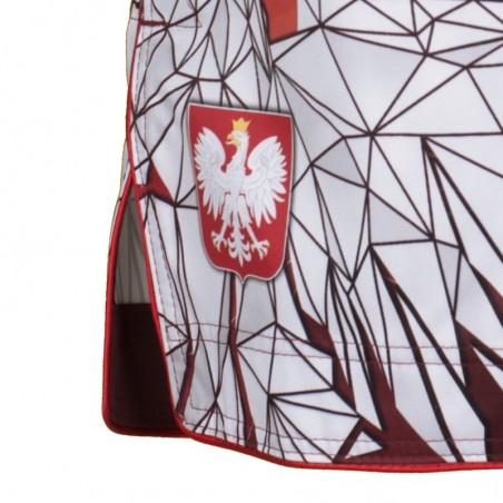Extreme Hobby Spodenki MMA Polska Czerwone 3