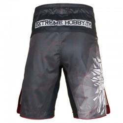 Extreme Hobby Spodenki MMA Polska Grafitowe 1