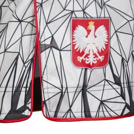 Extreme Hobby Spodenki MMA Polska Grafitowe 4