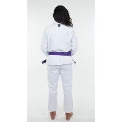 KiNGZ Kimono/Gi Damskie Nano Białe 1