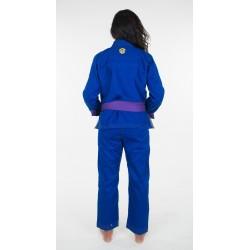 KiNGZ Kimono/Gi Damskie Nano Niebieskie 1