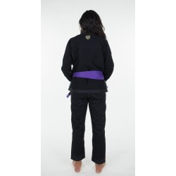 KiNGZ Kimono/Gi Damskie Nano Czarne 1