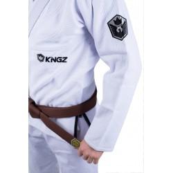 KiNGZ Kimono/Gi BJJ Balistico 2.0 Białe 1