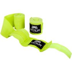 Venum Bandaże bokserskie Zielone 1