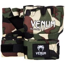 Venum Gel Kontact Hand Wrap Forest Camo 1