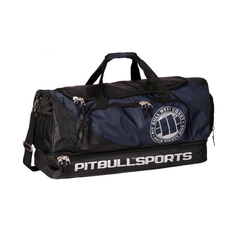 Pit Bull Torba Sportowa PB Sports II Granatowa