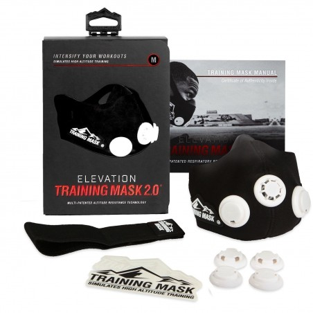 Maska treningowa Elevation Training Mask 2.0  4
