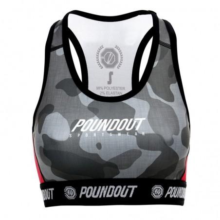 Poundout Top Damski Duty 1