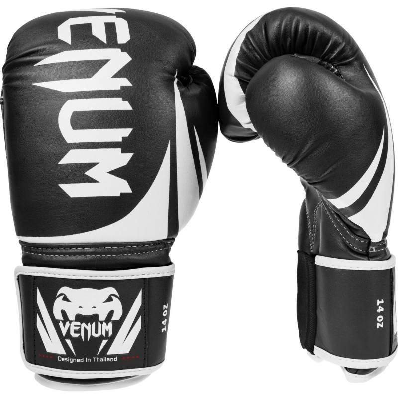 Venum Rękawice bokserskie Challenger 2.0 Czarne