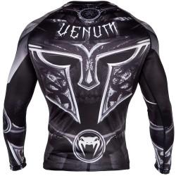 Venum Rashguard Gladiator 3.0 Długi Rękaw Czarny 1