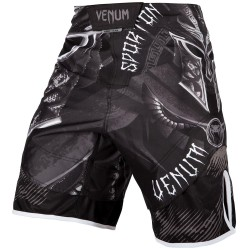 Venum Spodenki MMA Gladiator 3.0 Czarne 1