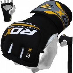 RDX Rękawiczki neoprenowe Gel X3 Żółte 1