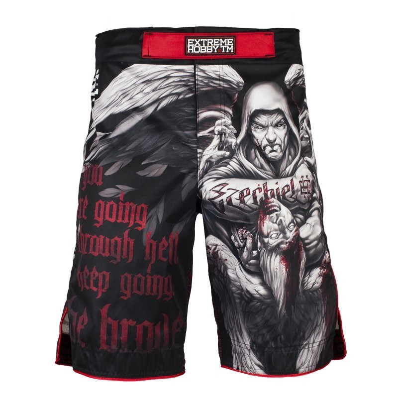 Extreme Hobby Spodenki MMA Ezechiel