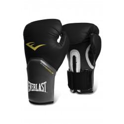Everlast Rękawice bokserskie Pro Style Elite Czarne 1