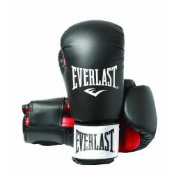 Everlast Rękawice bokserskie Rodney PU Czarne 1