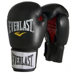 Everlast Rękawice bokserskie Ergo Czarne 1