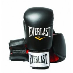 Everlast Rękawice bokserskie Fighter Czarne 1