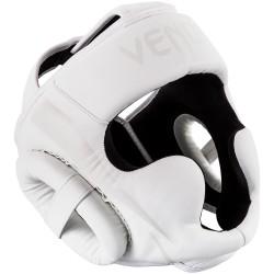 Venum Kask Bokserski Elite Biały/Biały 1