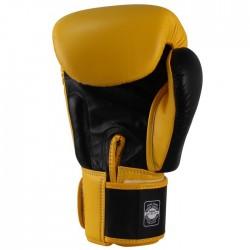 Twins Rękawice bokserskie BGVL-3 Żółte/Czarne 1