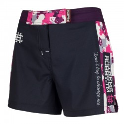 Extreme Hobby Spodenki MMA Athletic Damskie Pink Teddy Bear 1