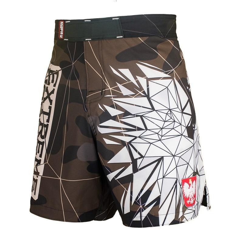 Extreme Hobby Spodenki MMA Athletic Polska Camo