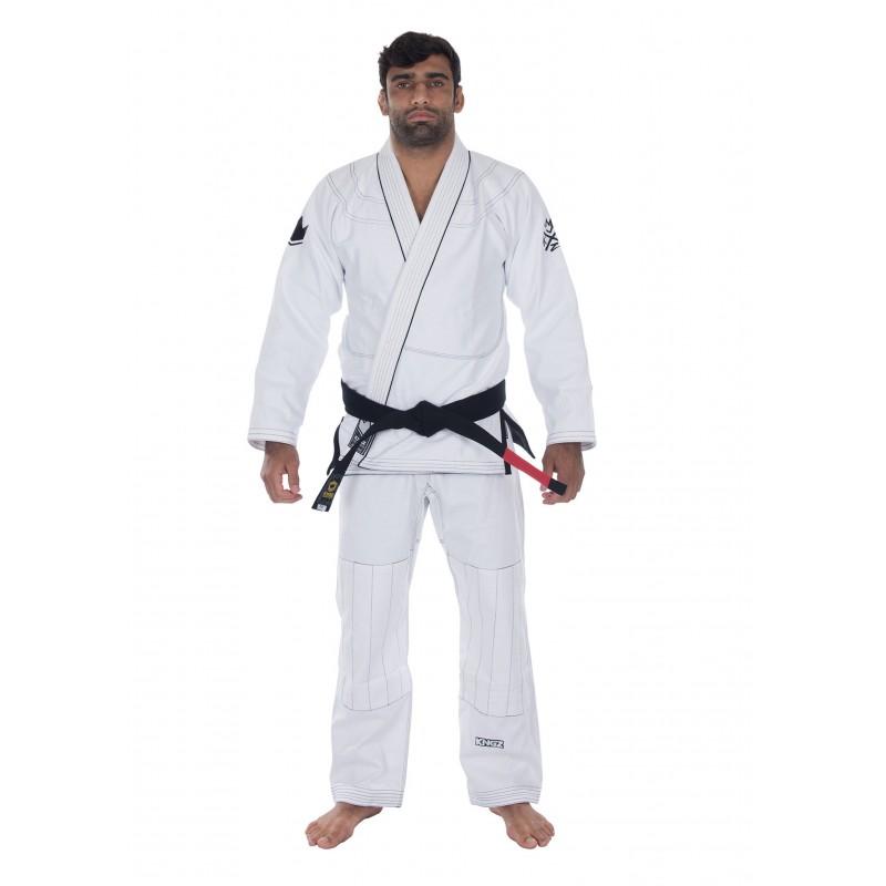 KiNGZ Kimono/Gi BJJ Sovereign 2.0 Białe