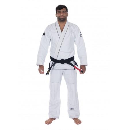 KiNGZ Kimono/Gi BJJ Sovereign 2.0 Białe 1