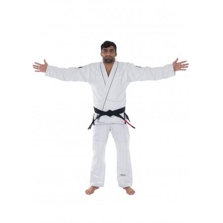 KiNGZ Kimono/Gi BJJ Sovereign 2.0 Białe 2