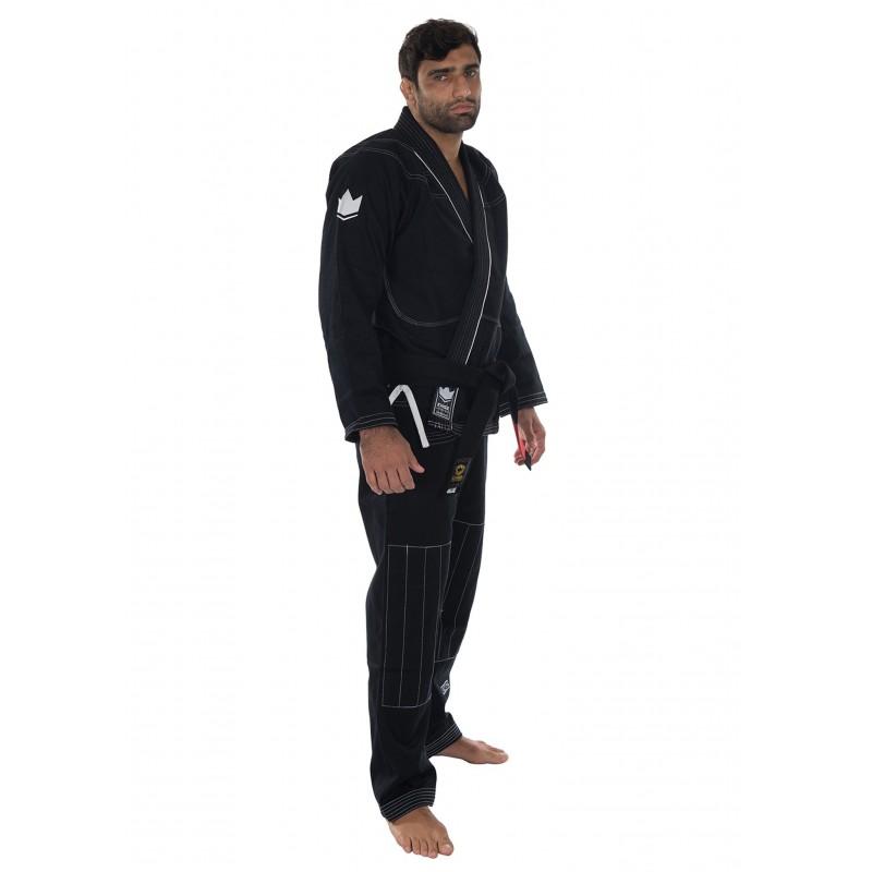 KiNGZ Kimono/Gi BJJ Sovereign 2.0 Czarne