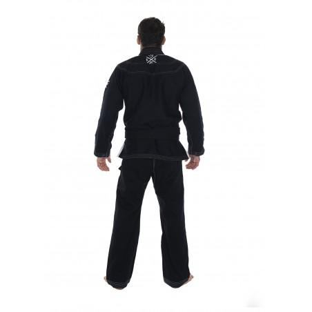 KiNGZ Kimono/Gi BJJ Sovereign 2.0 Czarne 2