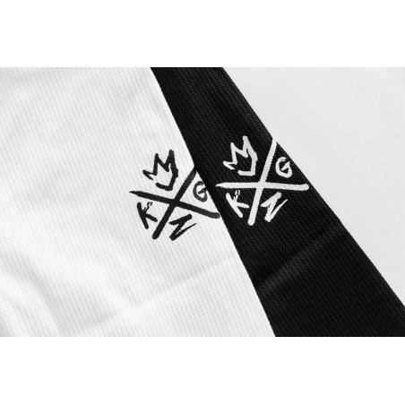 KiNGZ Kimono/Gi BJJ Sovereign 2.0 Czarne 5