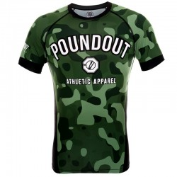 Poundout Rashguard Forest